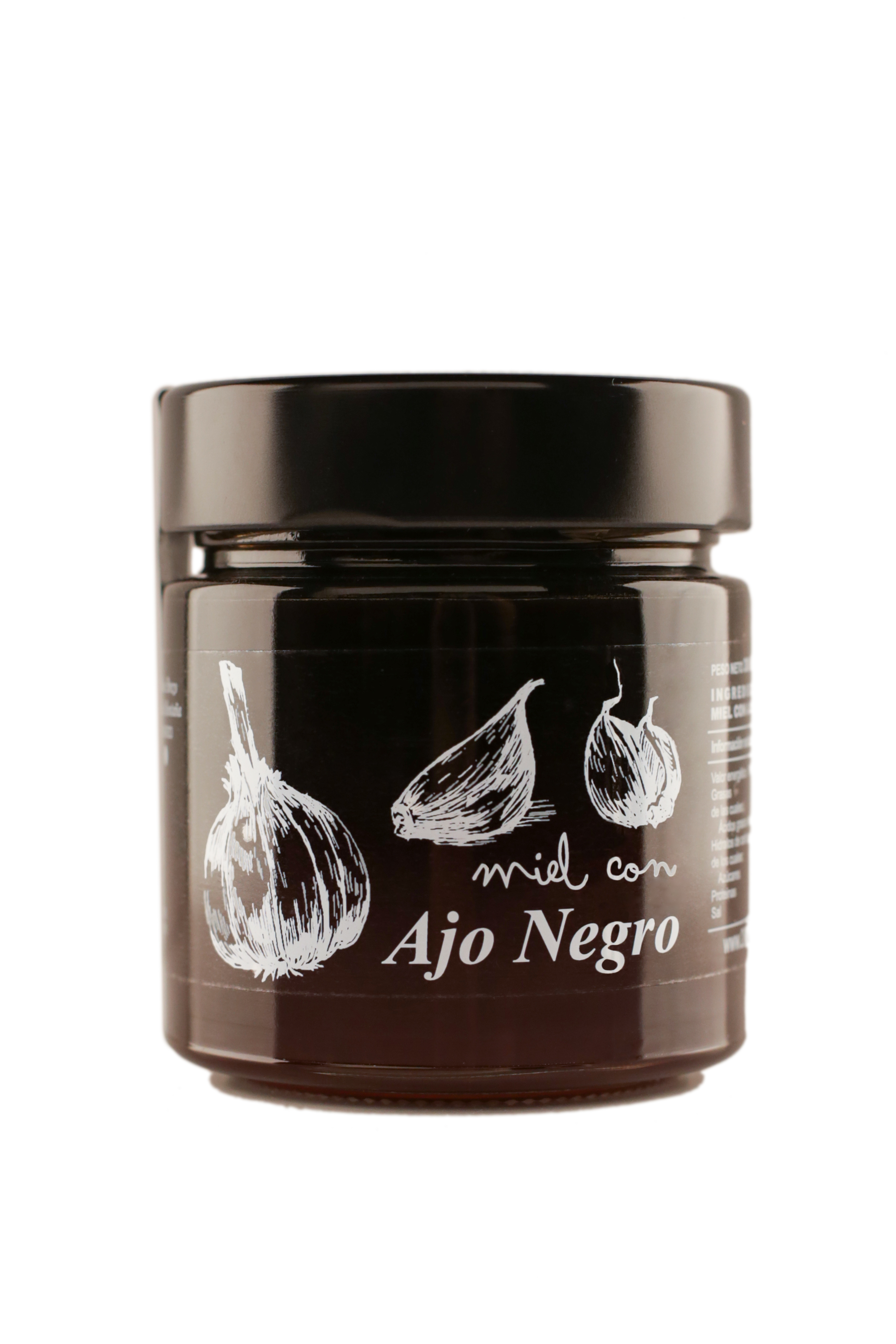 Miel natural con Ajo Negro 28Lunas - 300gr