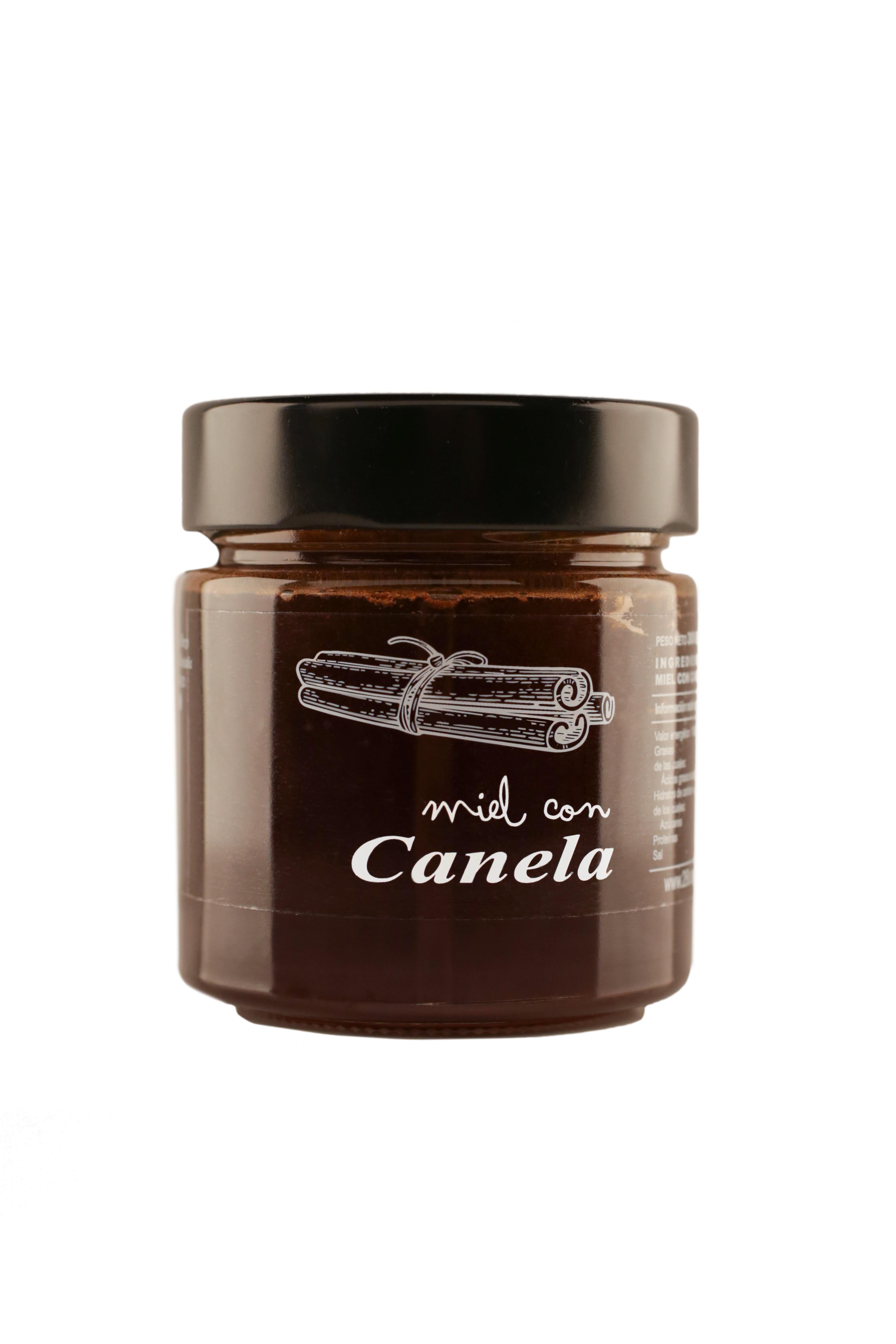 Miel natural con Canela 28Lunas - 300gr